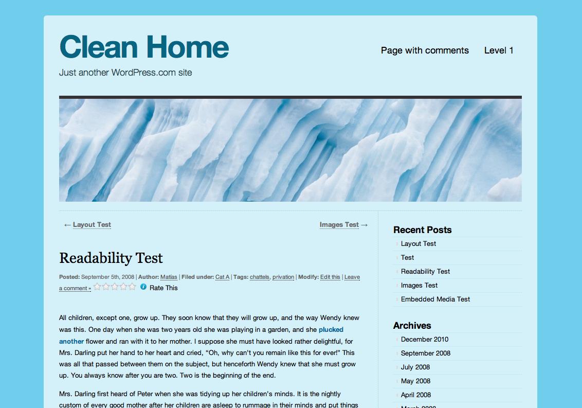 clean-home-snowy