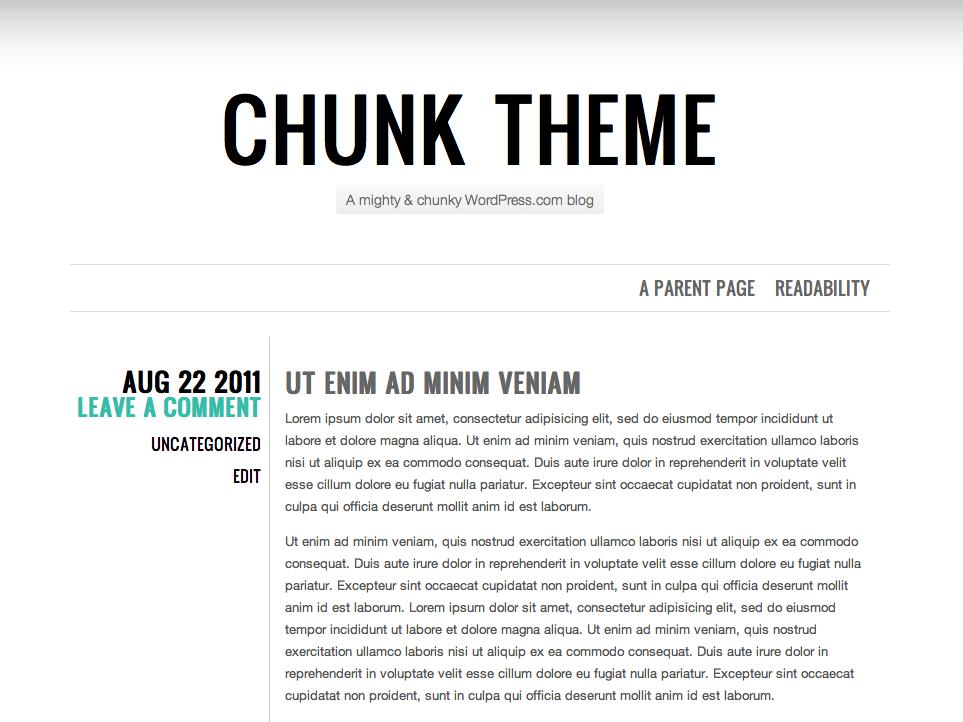 chunk showcase image