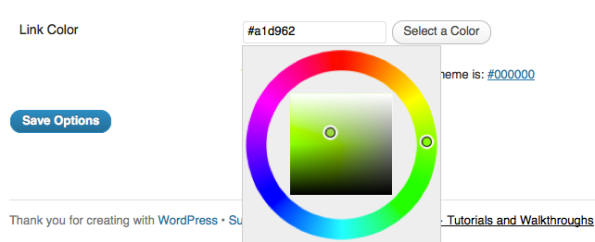 Link Color