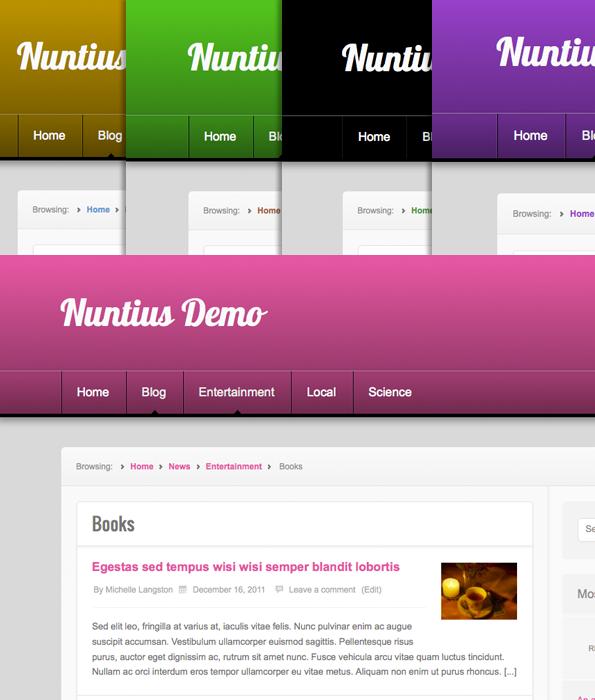 Nuntius Colors