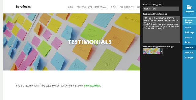 forefront-customizer-testimonial