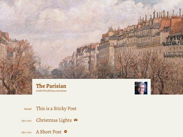 The Parisian