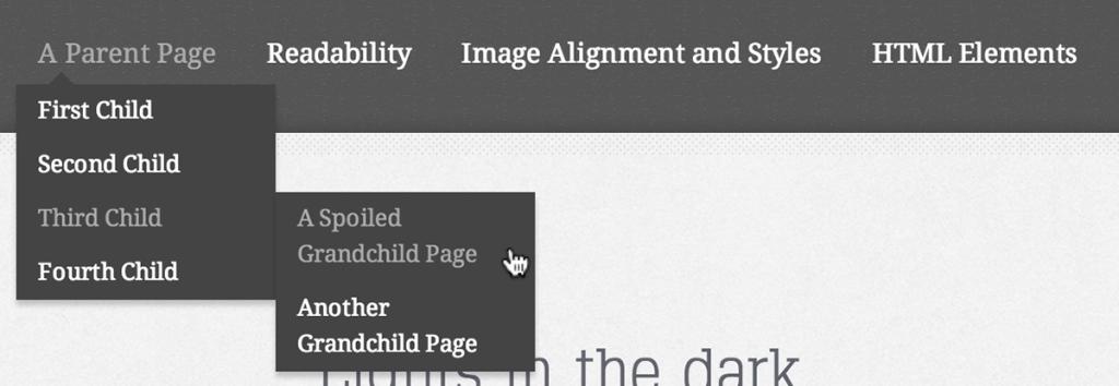 how to call custom menu in footer in wordpress