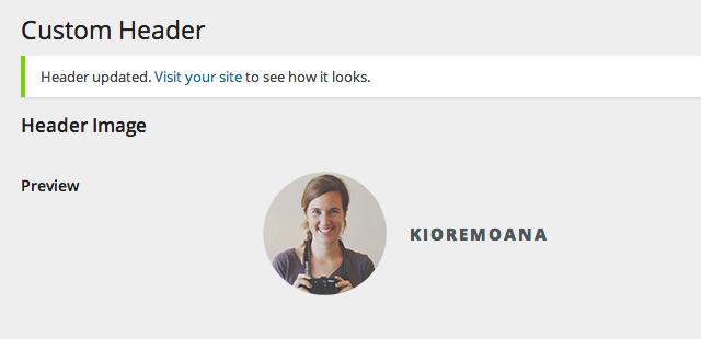 Kiore Moana Custom Header