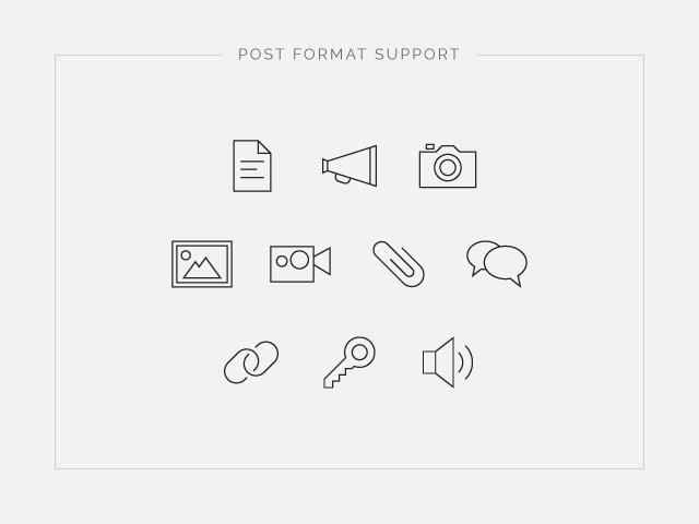 Kiore Moana Post Formats