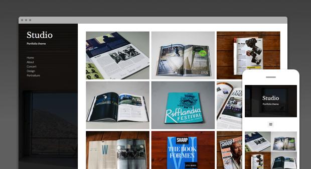 Salon WordPress Themes