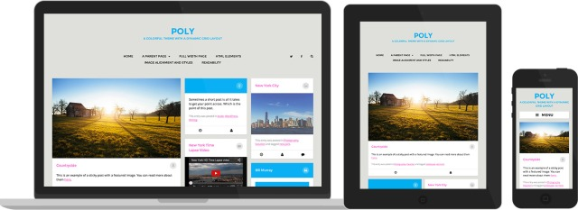 Poly: Responsive Design
