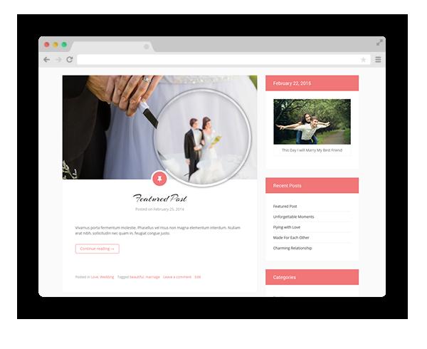 Wedding Theme Featured Image