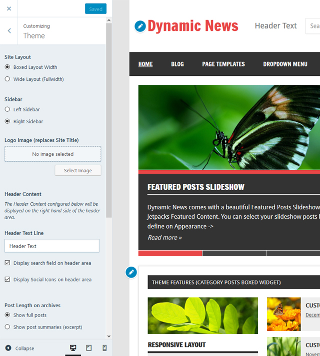 dynamic-news-theme-options