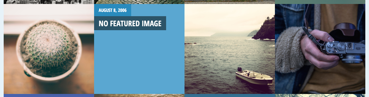 No featured image set