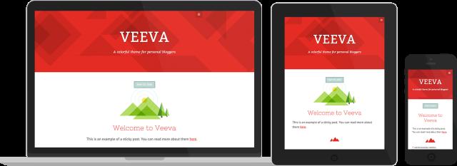 Veeva: Responsive design