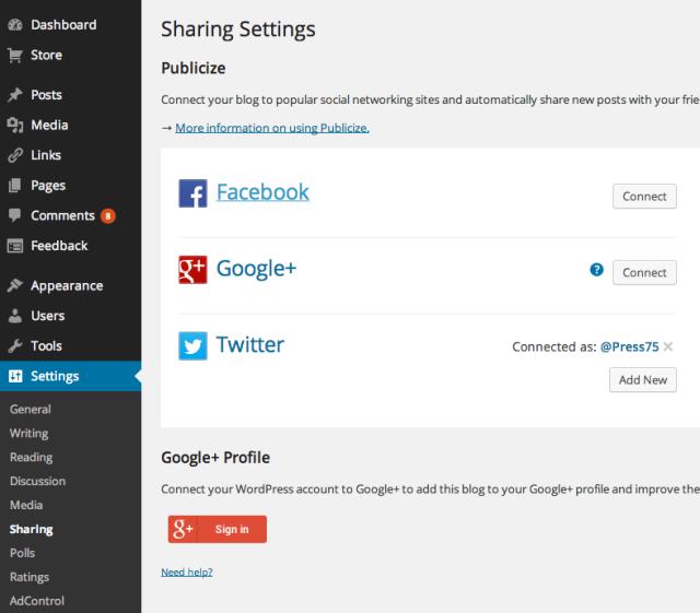 clearnews-share-settings