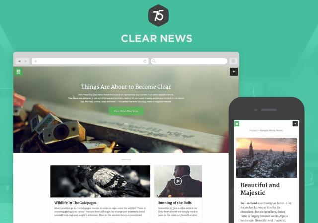 Press75 Clear News