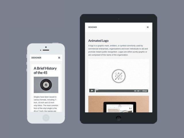 designer-responsive