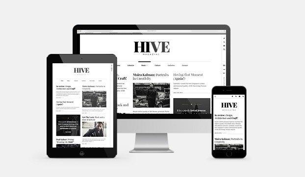 hive-responsive