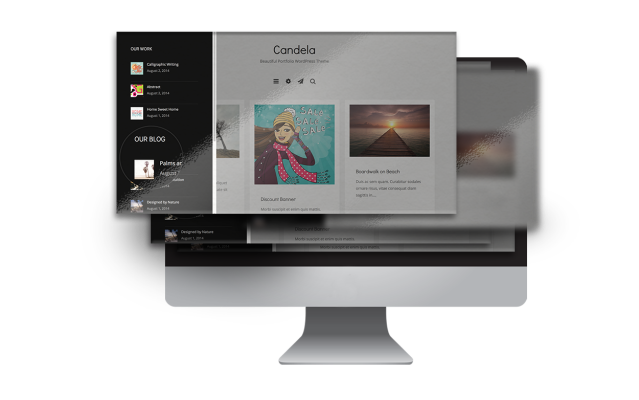 Candela Post List Widget