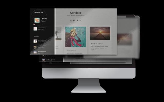 Candela Project List Widget
