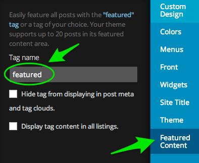 Creative - Slider - Customizer