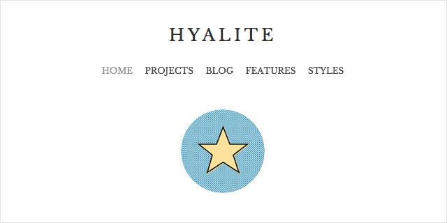 Hyalite - Logo