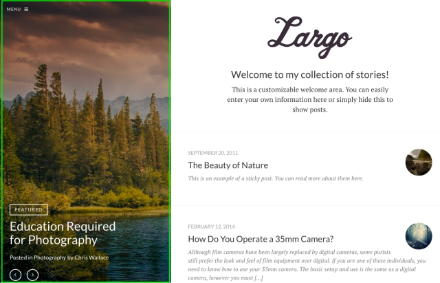 Largo_Homepage_Slider