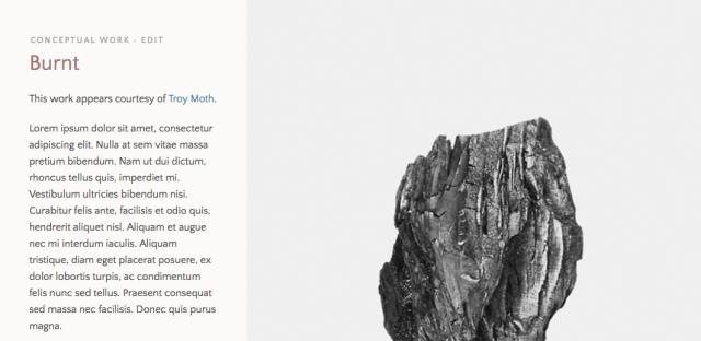 Bindery Portfolio Project