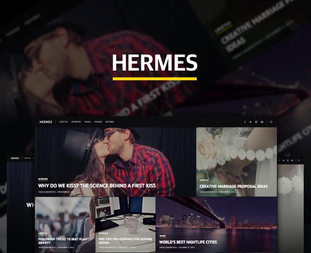Hermes theme