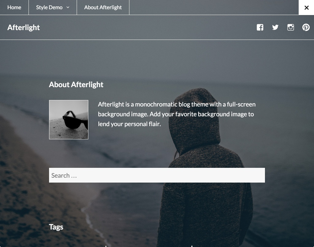 afterlight-sidebar