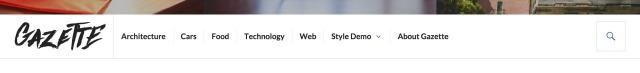 Gazette: Site Logo