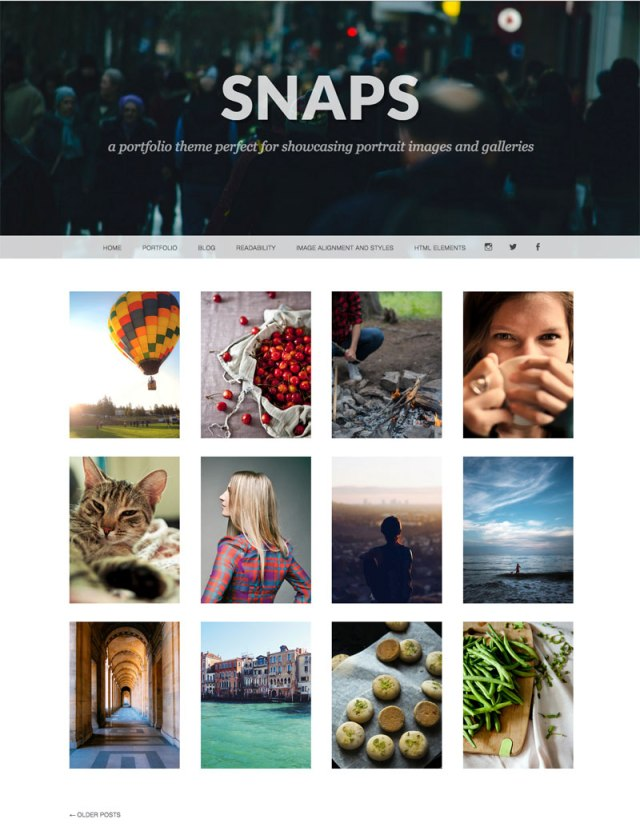snaps-homepage