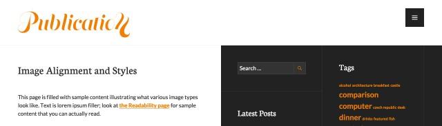 Publication: Site Logo