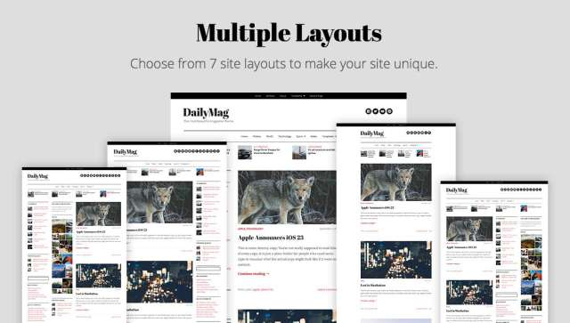 dailymag-layouts