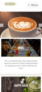 Restaurant mobile copy