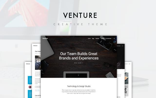 venture: banner