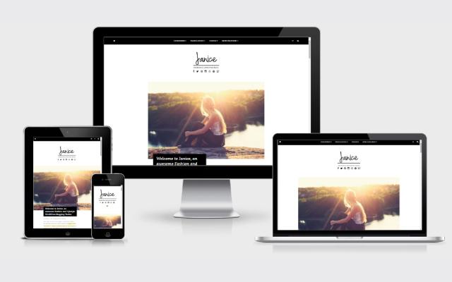 Janice Responsive Design
