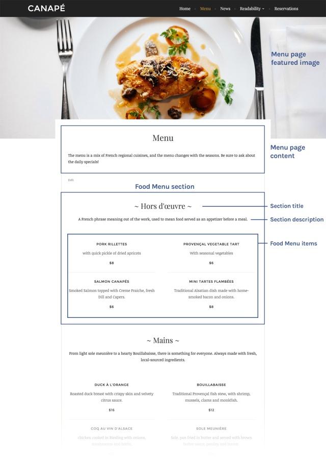 how to add menu to wordpress theme