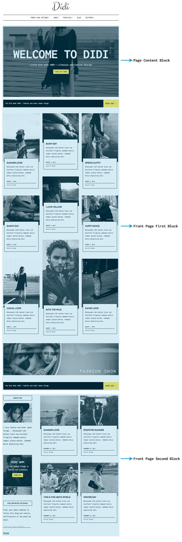 Thesis theme customization book fourblogger