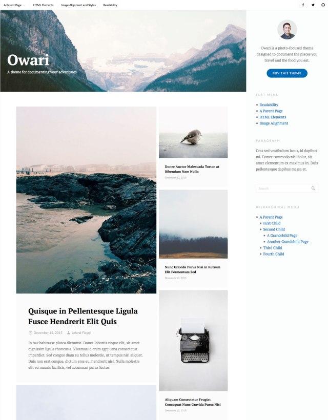Owari Screenshot