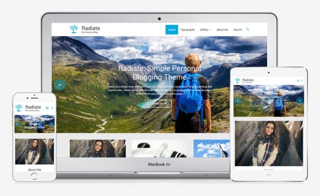 radiate-responsive-design