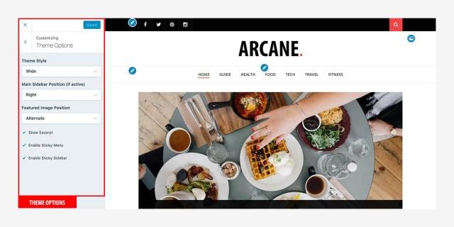 customizer-arcane-wordpress-theme-2