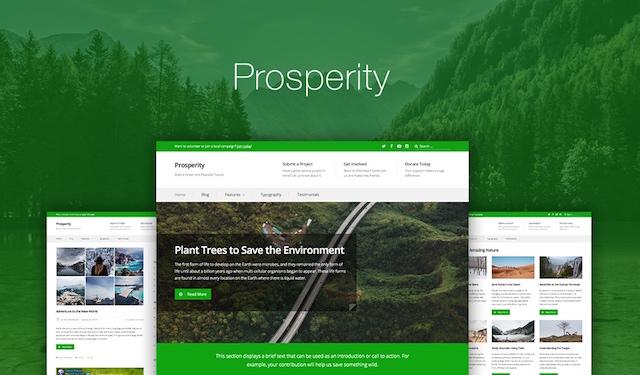Prosperity: Banner