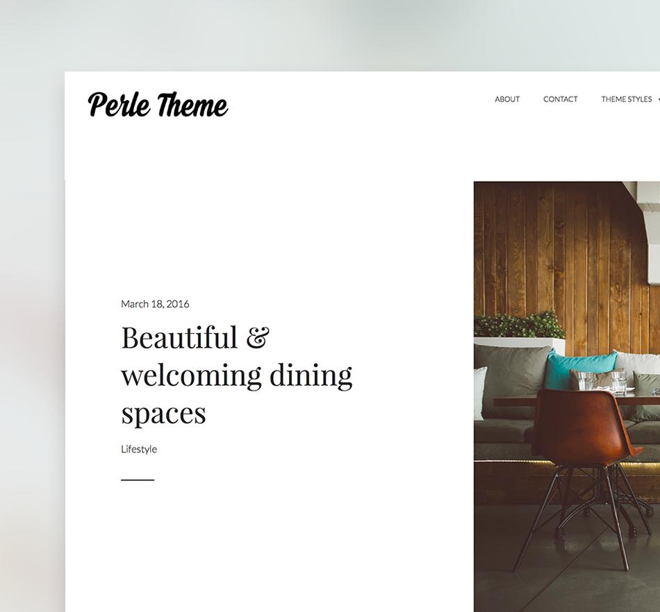 Perle - Site Logo