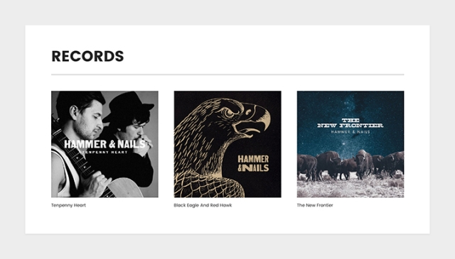 Hammer: Discography