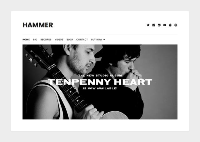 Hammer: Hero Image