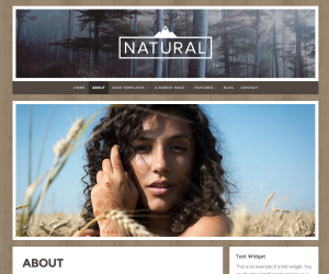 About – Natural
