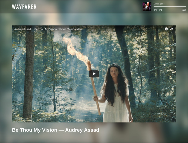 Wayfarer: Single Video