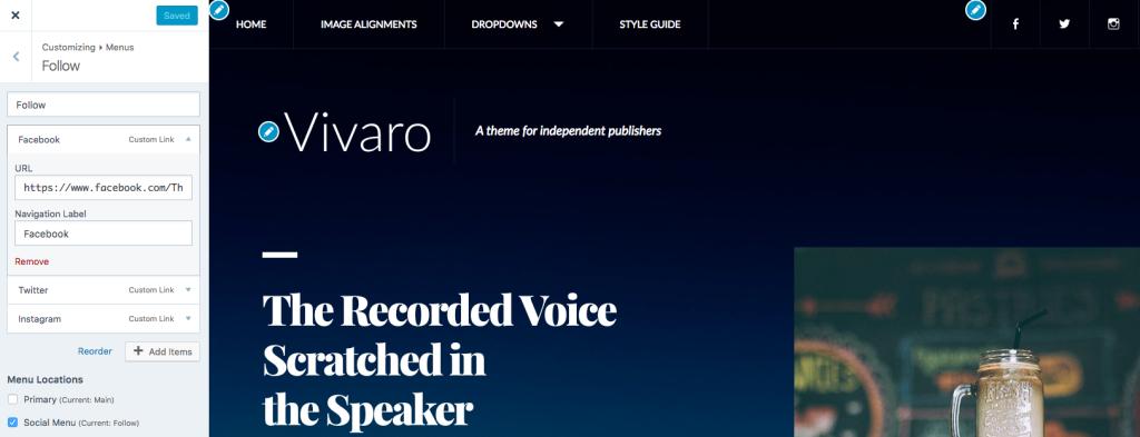 vivaro-wpcom-set-social-menu