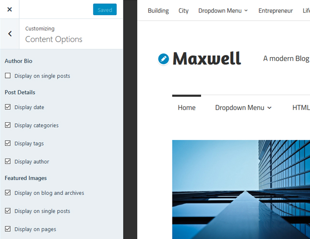 maxwell-content-options