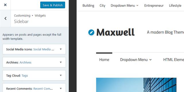 maxwell-sidebar-widgets