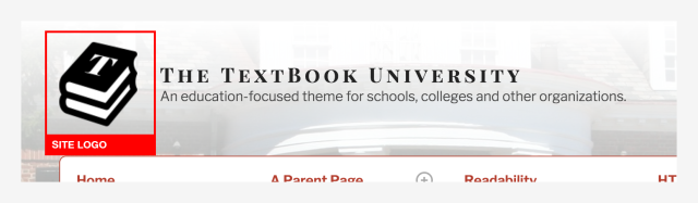 TextBook Site Logo