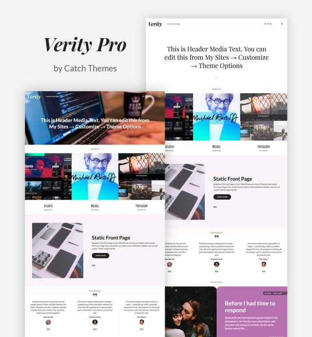 verity theme wordpress com